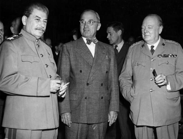 The Potsdam Conference