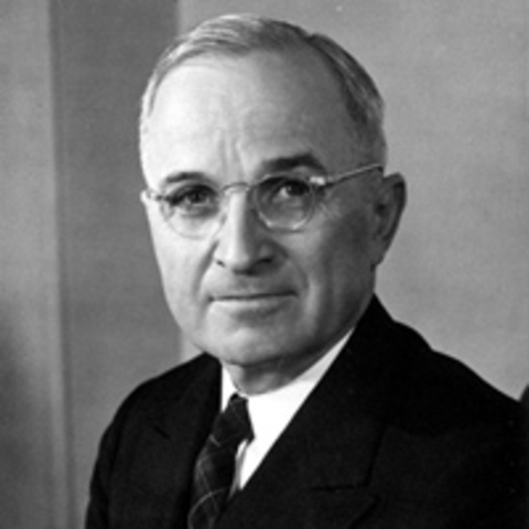 Promulgation of the Truman Doctrine
