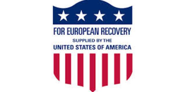 Ratification of the Marshall Plan