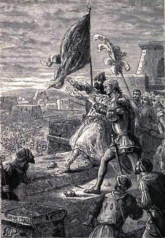 Montezuma dies