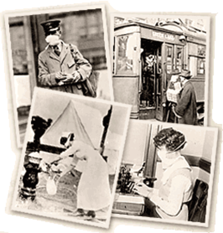 The Deadly Influenza Epidemic of 1918