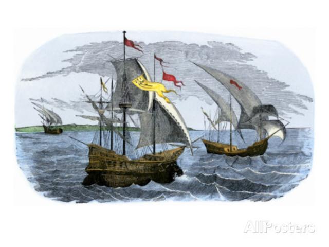 Cortes sets sail to Mexico