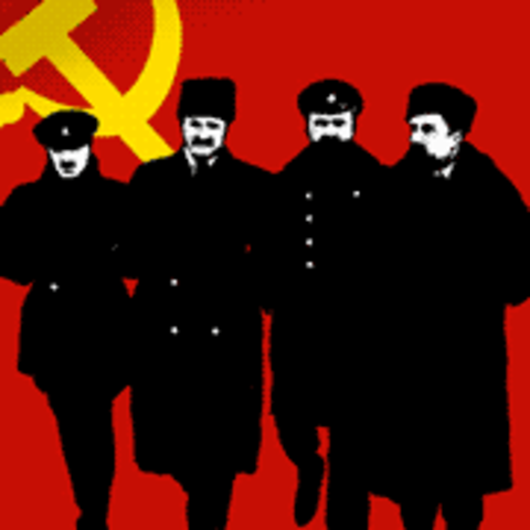 The Russian Bolsheviks