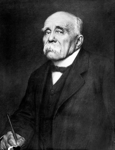 Georges Clemenceau Comes Up With the Peace of Vengeance