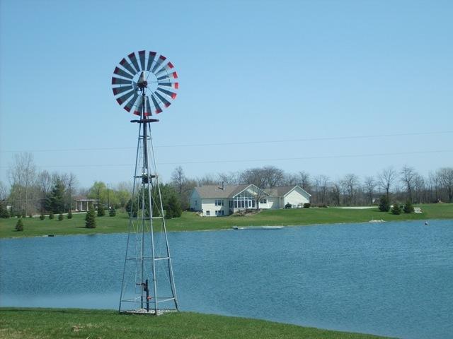 Self Governing Windmill