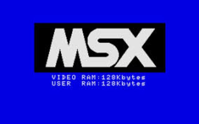 MSX - DOS