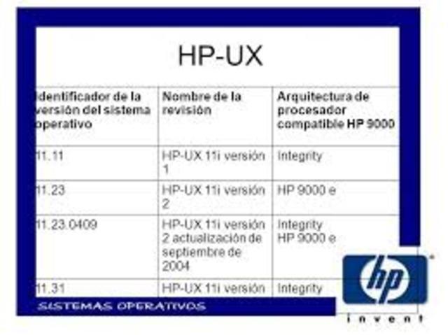 HP - UX
