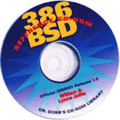 386BSD 0.1