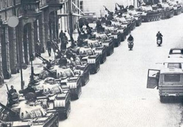 German Blitzkreig on the Soviet Union