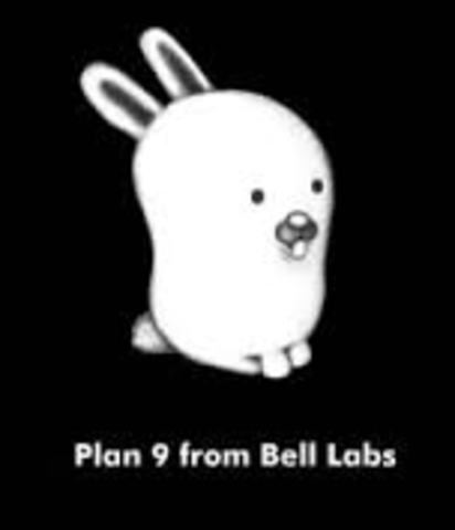 Plan 9 (Primera versión)