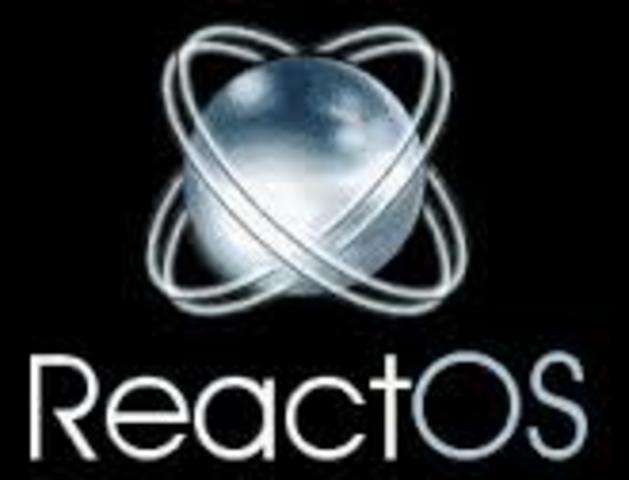 ReactOS (React Operating System)