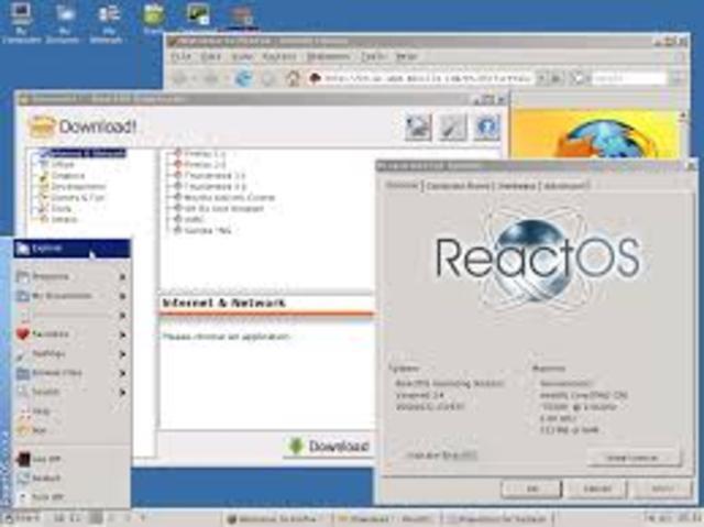 ReactOS 0.2.9