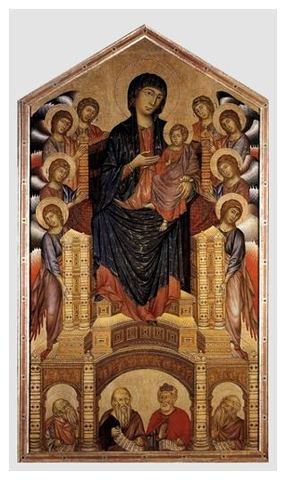 Gothic Art  (c.1150-1400)