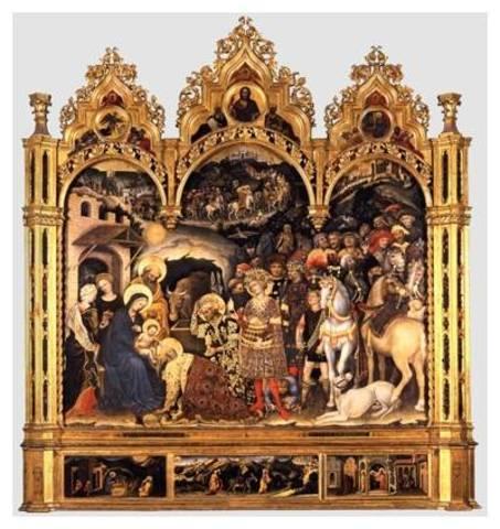 International Gothic (c.1375-1425)