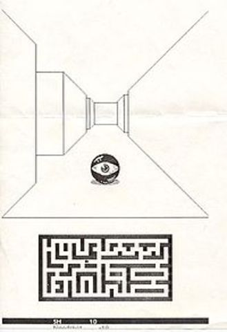 Maze war and Spasim created