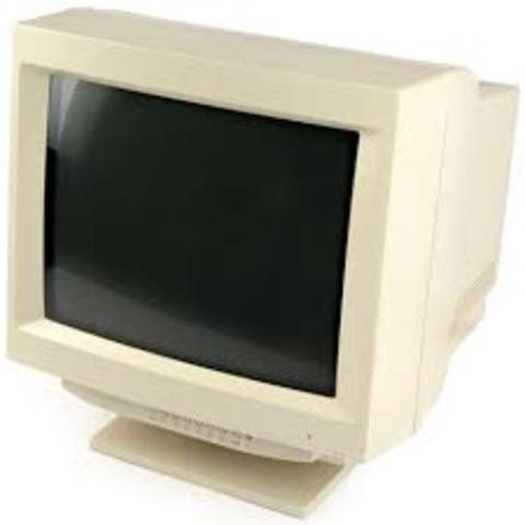 CRT screens become affordable to the public