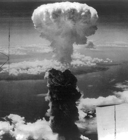 Atomic Bombing of Hiroshima Japan