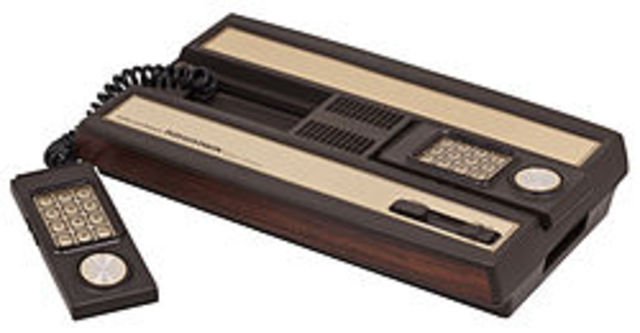 Intellivision released by Mattel
