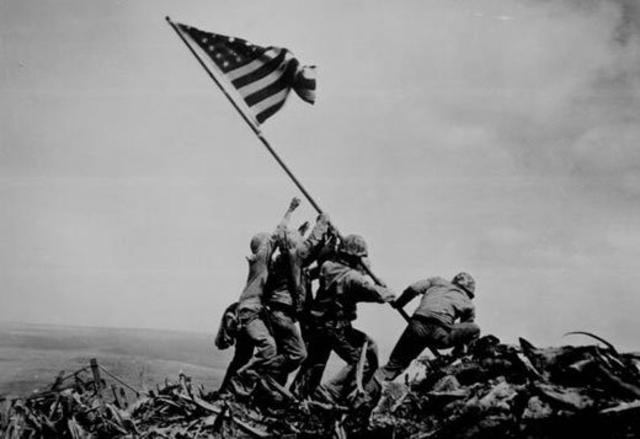 Battle of Iwo Jima/ Okinawa