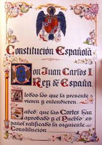 1ª Constitución española