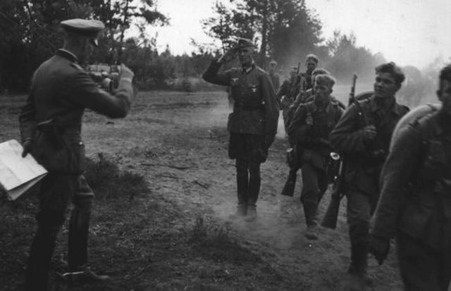 German Blitzkrieg on USSR