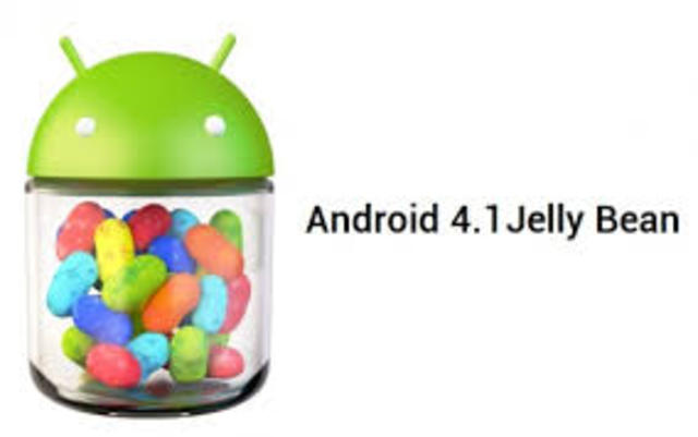 Android 4.1 Jelly Bean (Poroto de jalea)