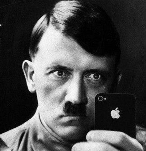Suicide of Adolf Hitler