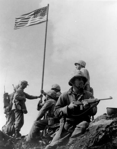 American Capture of Okinawa