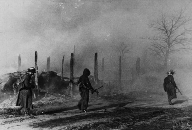 Germany takes Leningrad