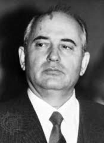 Gorbachev Rises