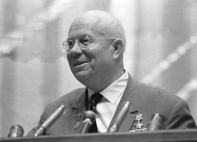 Stalin's Death/Khrushchev