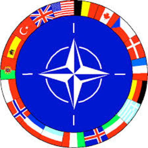 NATO(North Atlantic Treaty Organization)