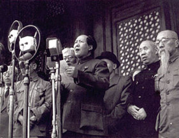 Mao Zedong &People's Republic of China