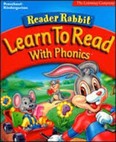 Reader Rabbit program