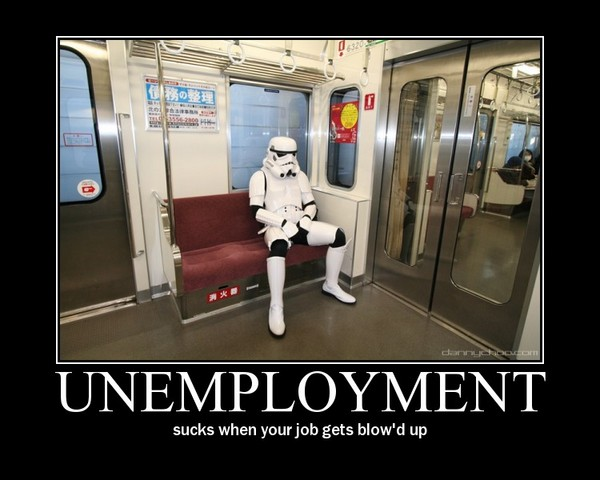 Increeased unemployment