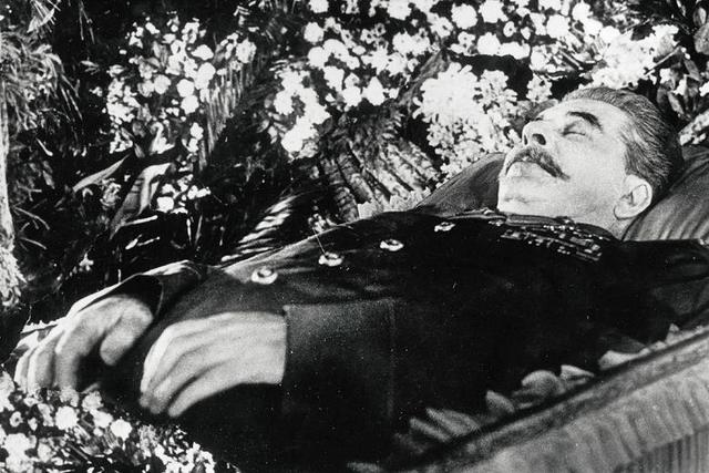 Stalin's death; Khrushchev