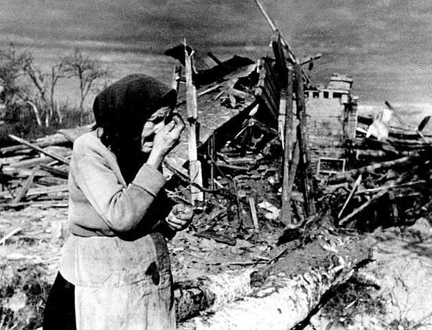 Germany Takes on Leningrad