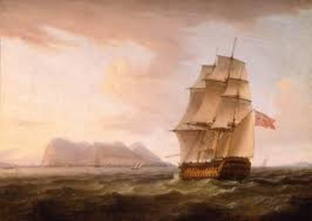 Toma de Gibraltar