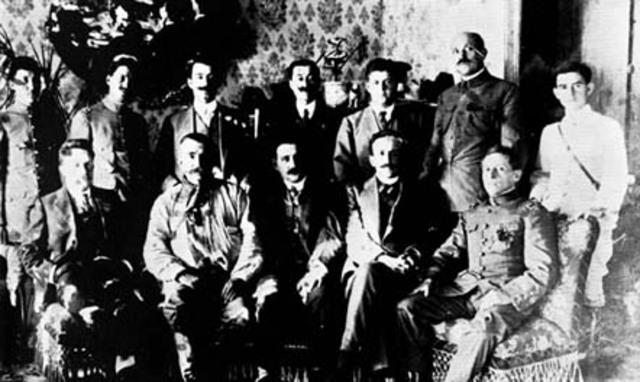 Revolución de Tuxtepec.