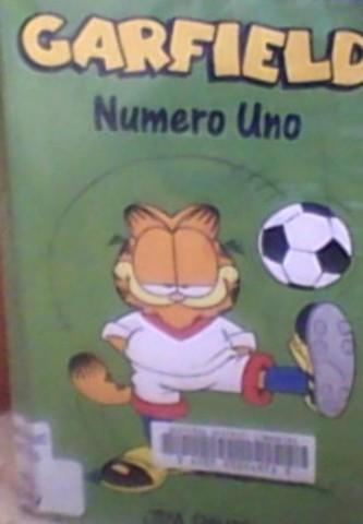Garfield comics Numero uno