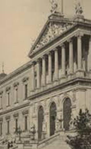 Creación Biblioteca Nacional