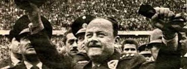 Juan Velasco Alvarado y la revolución peruana de 1968