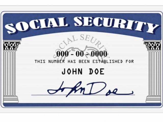 Social Secuirty Act passes