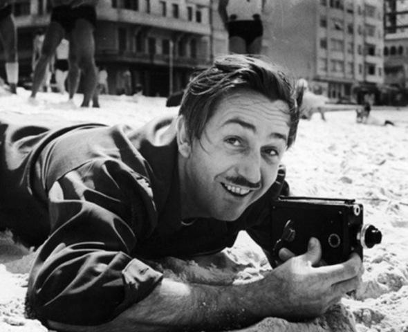 Walt Moves Back to Kansas City