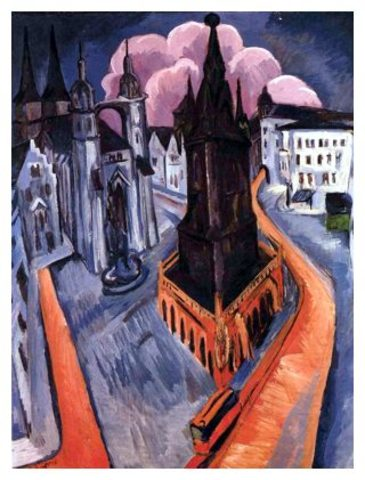 German Expressionism (1905-1925)