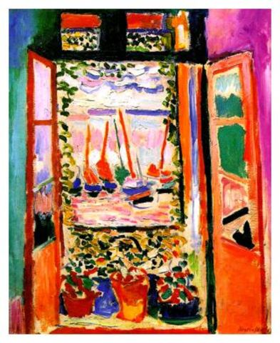 Fauvism (1905-1910)