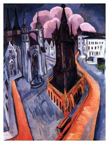 German Expressionism (c.1905-1925)