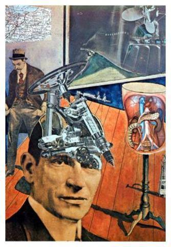Dada (c.1916-1922)