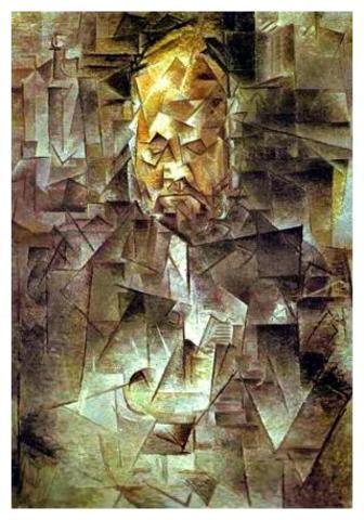 Cubism (C.1907-1915)