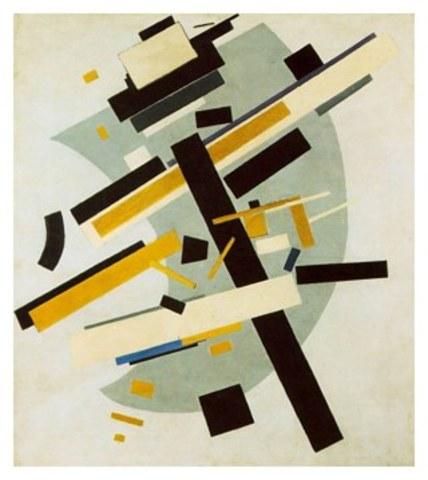 Suprematism (c.1915-1925)